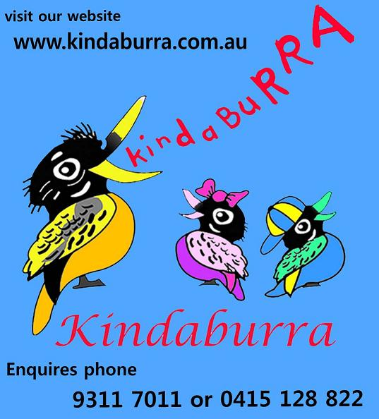 Kindaburra Children