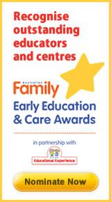 child care awards