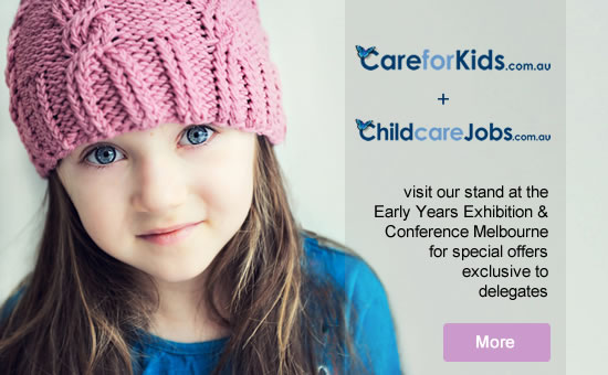 CareforKids at Melbourne child care conference 2013