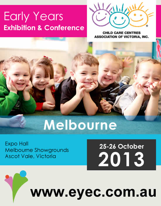 Melbourne child care conference 2013