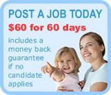 ChildcareJobs.com.au - post a job today