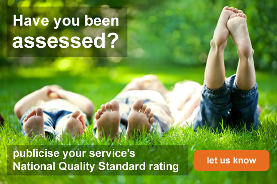 National Quality Standard Rating