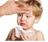 sick kid