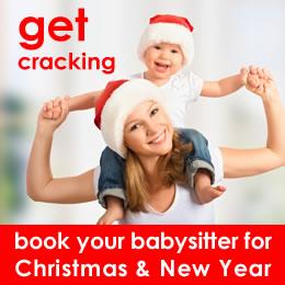 christmas babysitter